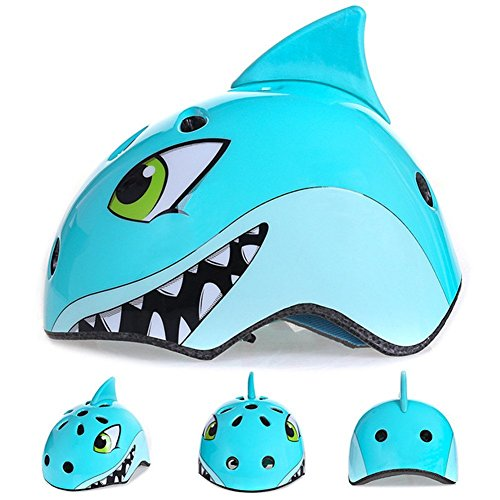 Shark Bike Helmet - 2