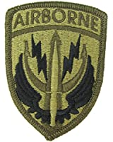 Special Operations Command Central OCP Patch - Scorpion W2