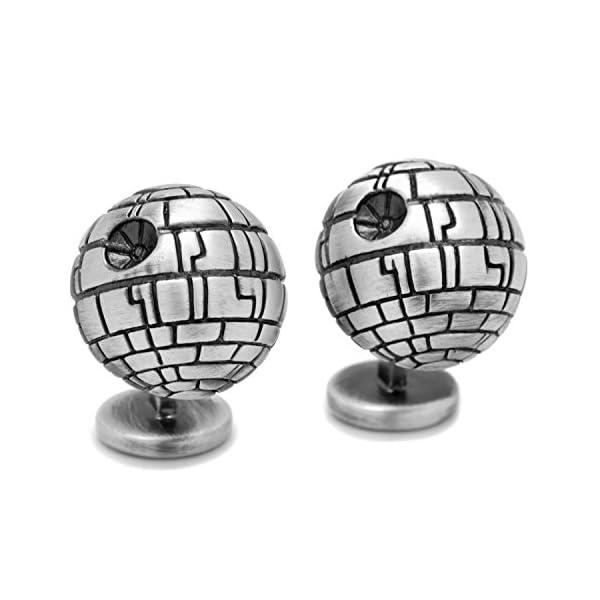 Star-Wars-3D-Death-Star-I-Cufflinks