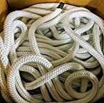 Advanced Materials of Indiana Round Braided Fiberglass Rope - Fireplace Door Gasket Replacement from Advanced Materials of Indiana