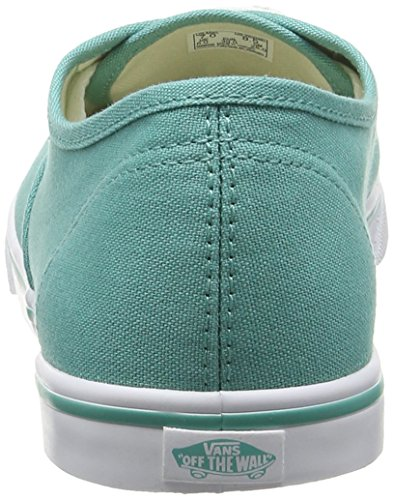 Bestelwagens Unisex-volwassenen Authentieke Lo Pro Sneaker Grün (zeeblauw / True Wit)