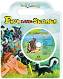Five Little Skunks, Twin Sisters Productions and Roberta Collier-Morales, 0769649165