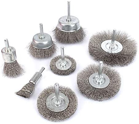 Stainless Steel Brushes Wheel 0 13mm product image
