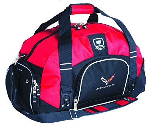 (Ogio Corvette Big Dome Duffel Travel Bag with Stingray)