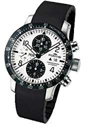 Fortis Mens Watch Aviation B-42 Stratoliner Chronograph Automatic 665.10.12 Si01