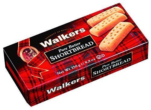Walkers, Shortbread Fingers, 5.3 Ounce Box