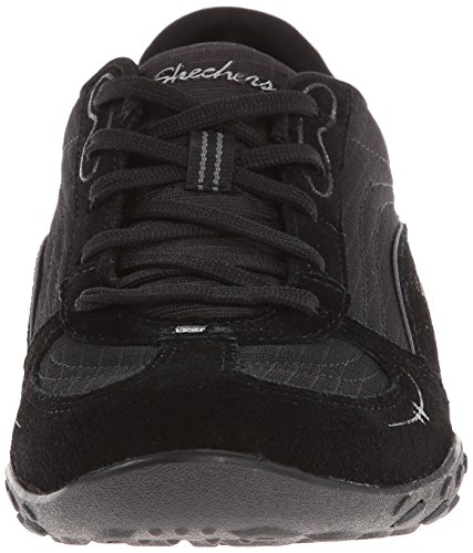 black Just charcoal Skechers Relax Nero Donna Easy Sneakers Breathe Da q8vOzFv
