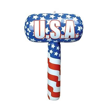 Amazon.com: EE. UU. Bandera Americana Patriótica Juguete ...