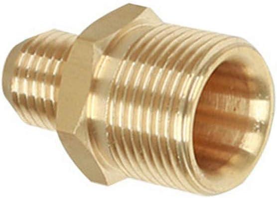or BE-TOOL Adaptateur pour nettoyeur haute pression en laiton 1 pi/èce