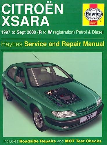 citroen xsara service and repair manual haynes service and repair rh amazon com haynes manual citroen xsara haynes manual citroen xsara picasso