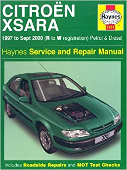 citroen xsara service and repair manual haynes service. Black Bedroom Furniture Sets. Home Design Ideas