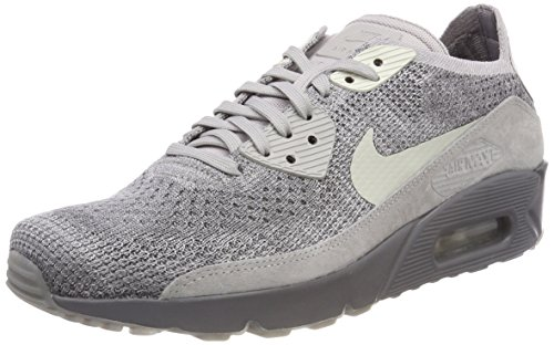 Uomo Air Ligh Multicolore 0 NIKE Atmosphere 007 Max 90 Ultra Scarpe Grey Flyknit Running 2 dcpzBwpO