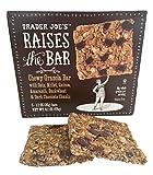 Cheap Trader Joes Raises the Bar Gluten Free Chewy Granola Bars, Dark Chocolate Chunk, 5 Count Box, (2 Pack)