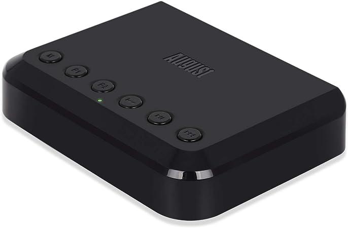 Receptor de Audio WiFi -August WR320 - Adaptador multihabitación para Sistemas de Altavoces - Convierte Altavoces con Cable en inalámbricos - ...