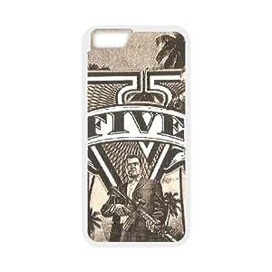 iPhone 6 Plus 5.5 Inch Phone Case Grand Theft Auto 5 KF4974356