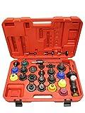 Tool Hub -Radiator Pressure Tester Set 25pcs