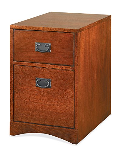 Martin Furniture Mission Pasadena Mobile File Cabinet