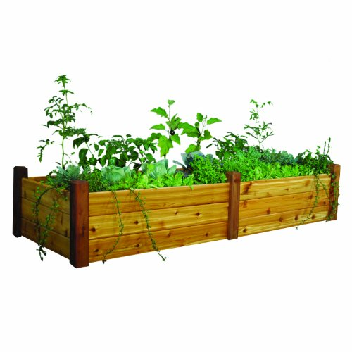 gronomics-rgbt-34-95s-34-inch-by-95-inch-by-19-inch-raised-garden-bed-finished