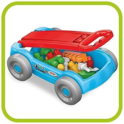 Mega Bloks Thomas Racin' Railway Wagon Building Set: Toys & Games
