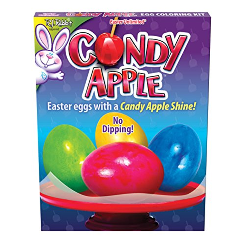 Fun World Easter Unlimited Candy Apple Eggs Deco Supply Swee