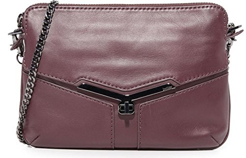 Botkier Women's Valentina Cross Body Bag, Cabernet, for sale  Delivered anywhere in USA