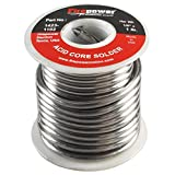Firepower 1423-1102 Acid Flux Core Solder, 1/8-Inch x 1-Pound