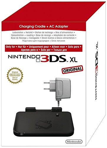 Cradle + Adapter - Nintendo 3ds Formato XL: Amazon.es ...