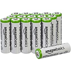 Amazon.com: AmazonBasics, baterías recargables ...