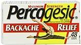 Maximum Strength Percogesic Enhanced Pain Relief