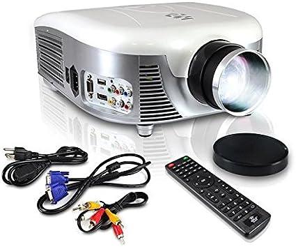 Amazon.com: Pyle Proyector de vídeo Full HD 1080p ...