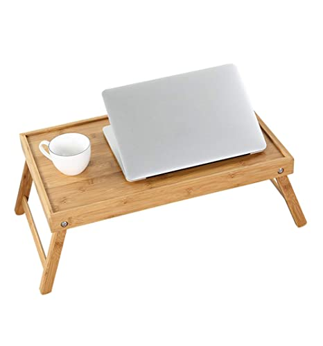 Escritorio Mesa portátil Soporte para Tableta Cama Mesa pequeña ...