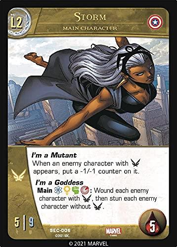Upper Deck VS System 2 PCG : Secret Avengers, Multicolor