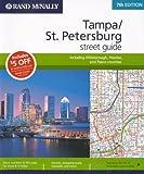 Rand McNally Tampa/St. Petersburg Street Guide (Rand Mcnally Street Guides)
