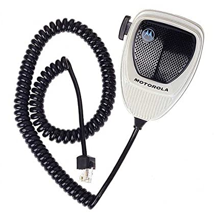 amazon com: motorola hmn1035c heavy duty palm microphone for mobile radio:  car electronics