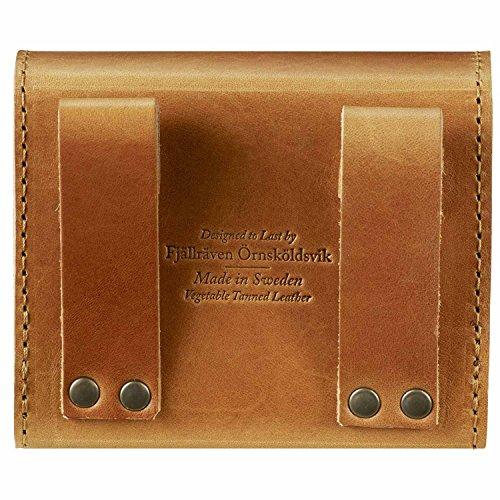 Fjällräven Equipment Bag - Gürteltasche aus Leder Leather Cognac
