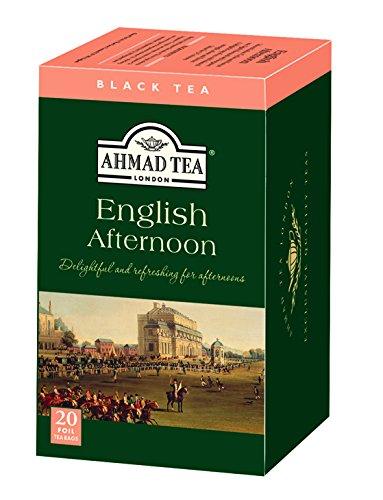 (Ahmad Tea English Afternoon Tea, 20 Count (Pack of 6) )