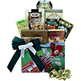 Art of Appreciation Gift Baskets Golfers Delights Gourmet Snacking Box