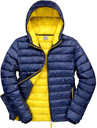 Urban nbsp;m Navy Risultato Snow Unisex Cappuccio R194 Bird yellow Con gPxp1Fwn7q