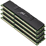 PNY XLR8 DDR3 32GB (4x8GB) 1600MHz (PC3-12800) CAS 9 1.5V PC Memory Desktop Kit (MD32768K4D3-1600-X9)