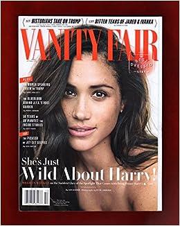 Marvelous Vanity Fair Magazine (October, 2017) Meghan Markle Cover: Vanity Fair  Magazine: 0764920177999: Amazon.com: Books