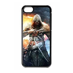 Assassin's Creed For iPhone 5C Csae protection phone Case ST085234