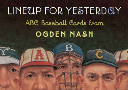 Lineup for Yesterday ABC Baseball Cards
