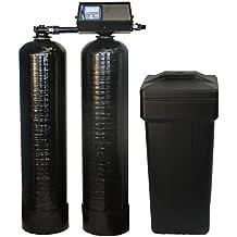 Fleck 9100 SXT Twin Tank Metered On-Demand 48,000 Grains Per Tank Water Softener 24/7 Soft Water
