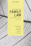 Australian Family Law, Fehlberg, Belinda and Kaspiew, Rae, 0195574338