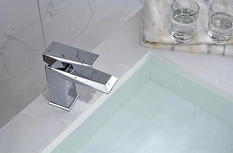 Caribou rubinetti per lavandini bagno miscelatore lavabo rubinetto