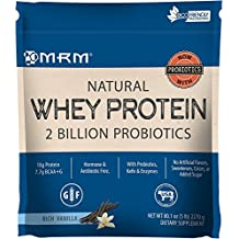 MRM Metabolic Whey, Rich Vanilla, 5-Pounds