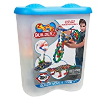 Deals on ZOOB BuilderZ 250 Piece Kit