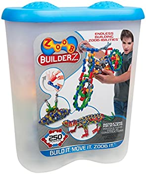 Zoob BuilderZ 250 Piece Building Set Kit