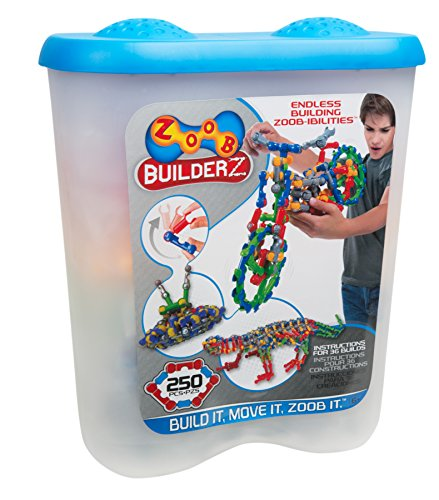 (ZOOB BuilderZ 250 Piece Kit)