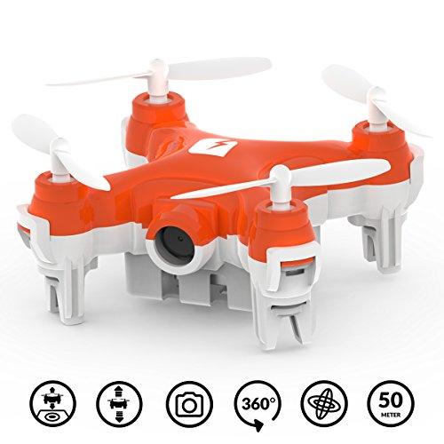 world smallest quadcopter - 7